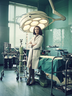 Outlander Dr. Claire Randall Season 3 Official Picture