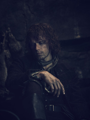 Outlander Jamie Fraser Season 3 Official Picture