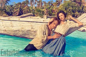 Outlander Season 3 Entertainment Weekly Photoshoot