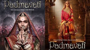 Padmavati first look