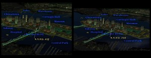 Parasite Eve Game Map Black Bar Fix Widescreen ePSXe 2.0.5