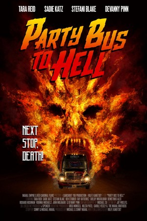 Party Bus to Hell (2017) Poster