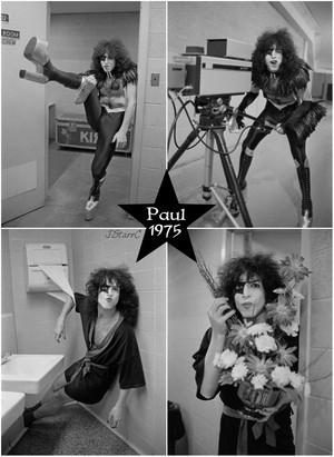 Paul ~Detroit, Michigan...May 16, 1975