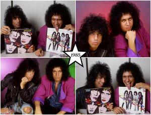 Paul and Gene ~September 17, 1987