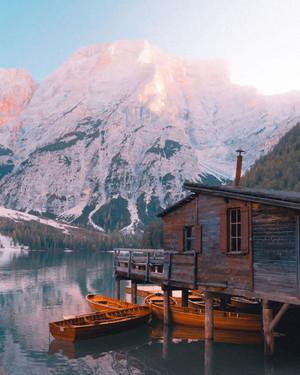 Peaceful Landscape फोटोग्राफी