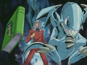 Pegs vs Kaiba with Blue Eyes Toon Dragon
