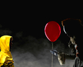 horror-movies - Pennywise from IT (2017) wallpaper