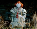 Pennywise from IT (2017) - horror-movies wallpaper
