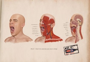 Pepsi Max Wake Up! Ads