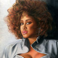 Phyllis Hyman - celebrities-who-died-young fan art