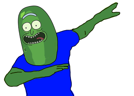 pickle Dab