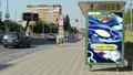 Pokemon Mega in Billbord - pokemon photo
