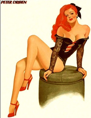 Polarica's Collection of PinUp