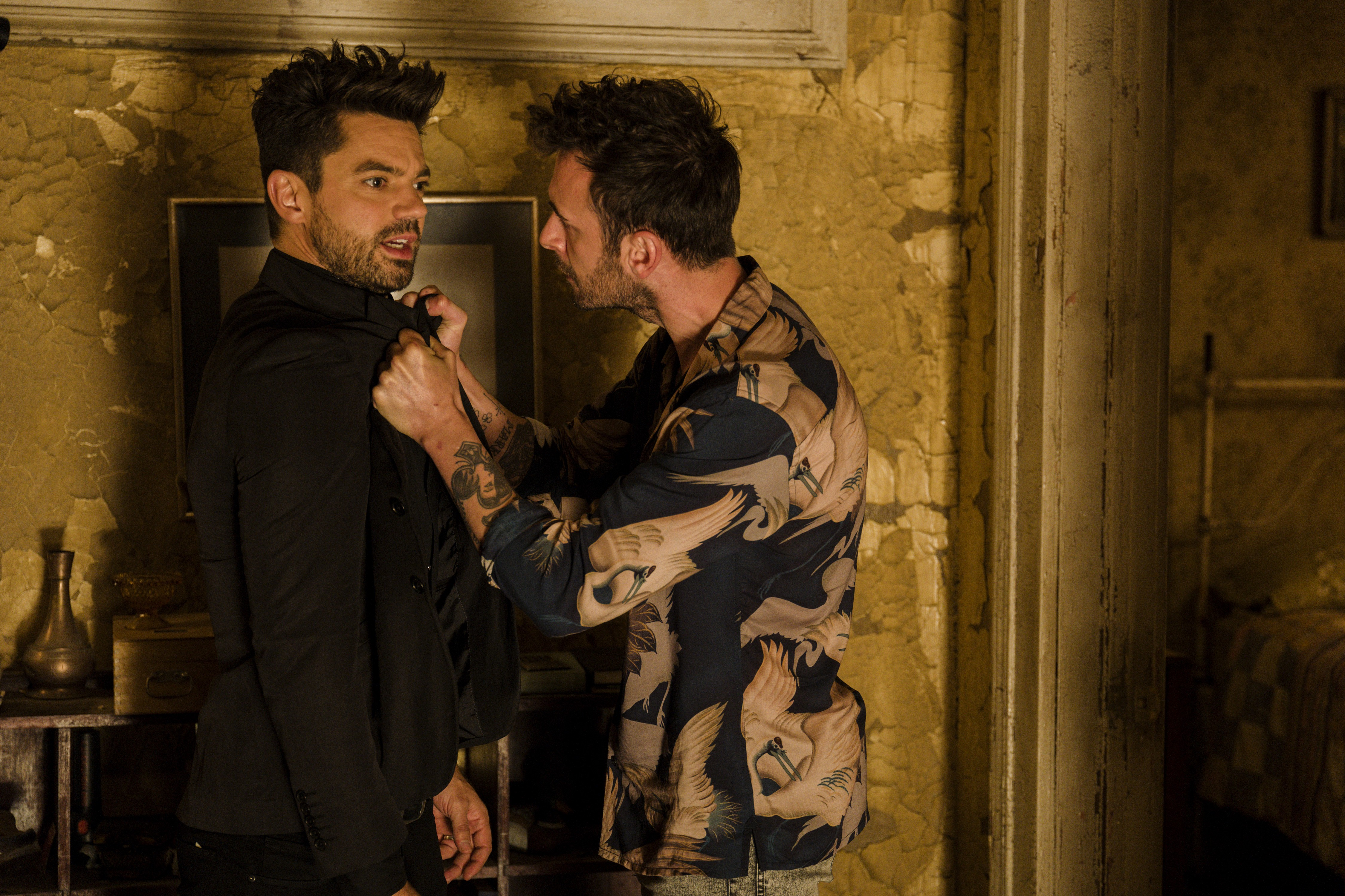 "Preacher ""Backdoors"" (2x11) promotional picture"