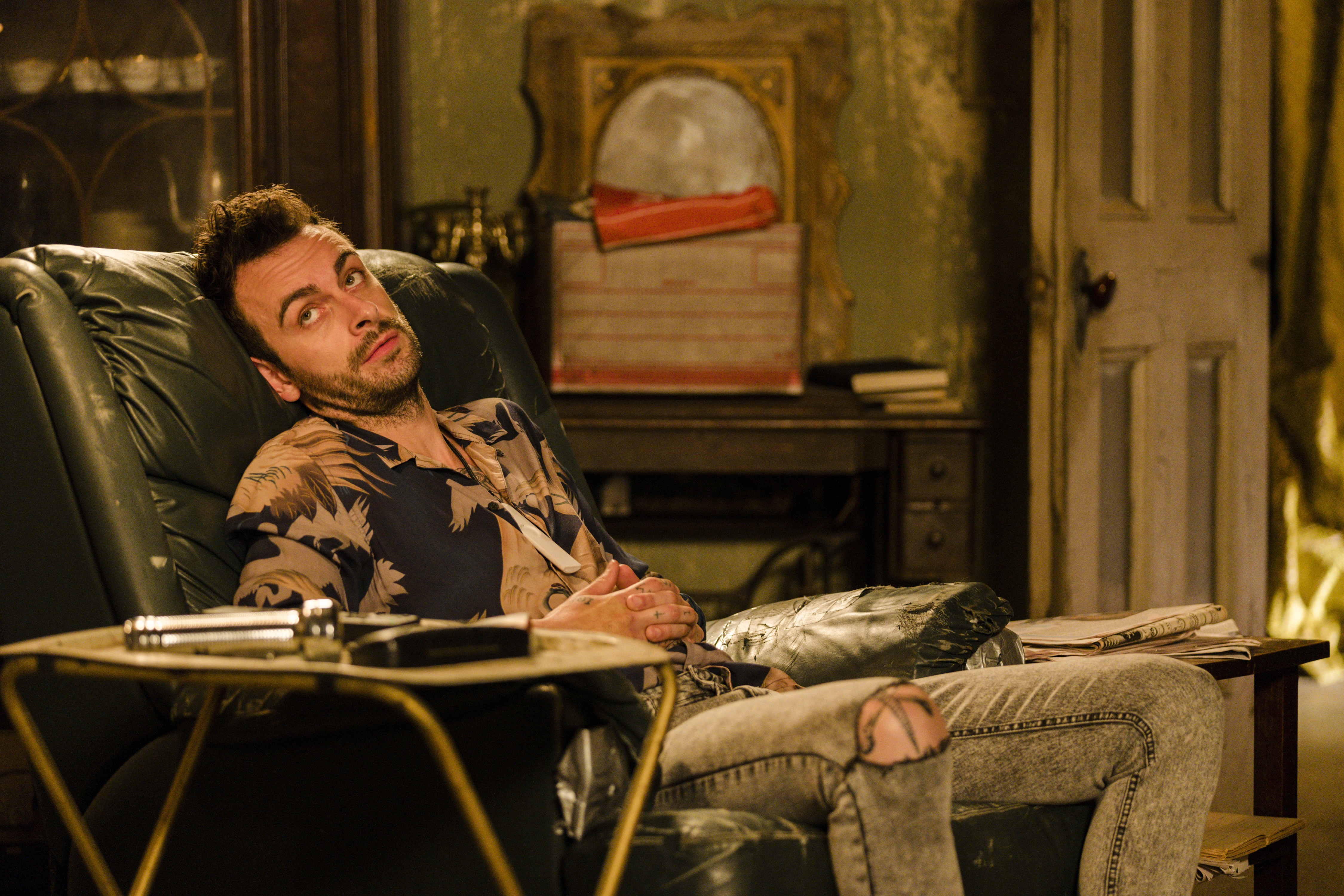 """Preacher """"Backdoors"""" (2x11) promotional picture"""