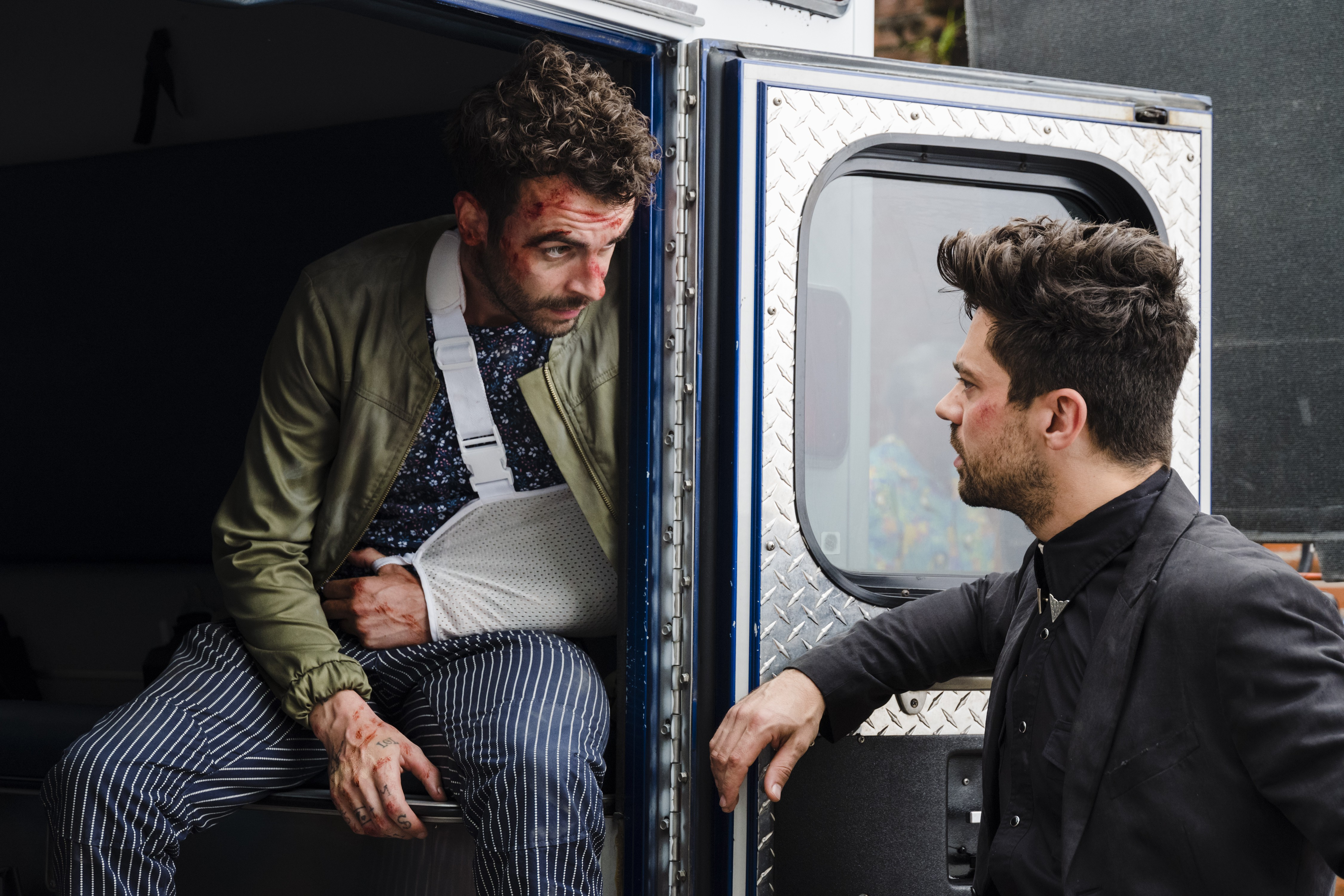 "Preacher ""On Your Knees"" (2x12) promotional picture"
