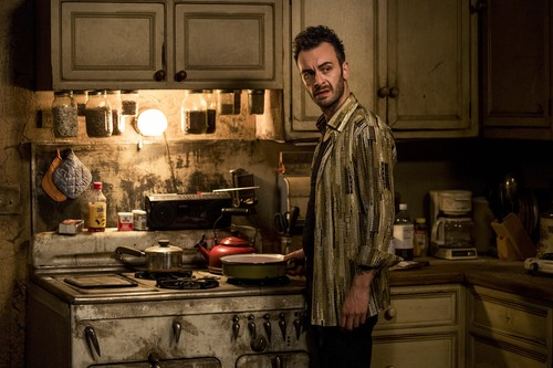 """Vampire Cassidy (Preacher Character) Hintergrund entitled Preacher """"Puzzle Pieces"""" (2x09) promotional picture"""