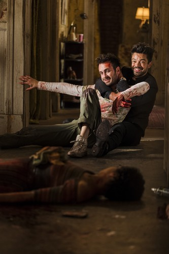 "Vampire Cassidy (Preacher Character) achtergrond titled Preacher ""The End Of The Road"" (2x13) promotional picture"
