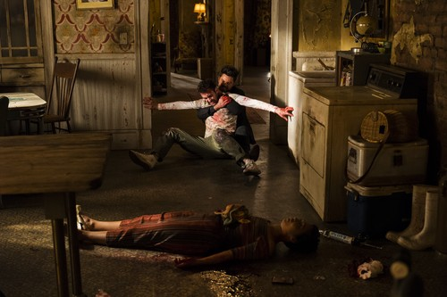 "Vampire Cassidy (Preacher Character) Hintergrund titled Preacher ""The End Of The Road"" (2x13) promotional picture"