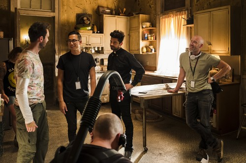 """Vampire Cassidy (Preacher Character) Hintergrund called Preacher """"The End Of The Road"""" (2x13) promotional picture"""