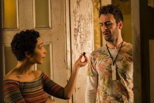 "Vampire Cassidy (Preacher Character) Hintergrund called Preacher ""The End Of The Road"" (2x13) promotional picture"