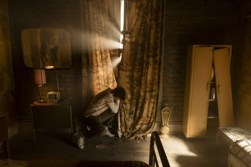 """Vampire Cassidy (Preacher Character) achtergrond called Preacher """"The End Of The Road"""" (2x13) promotional picture"""