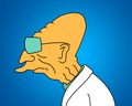 Professor Farnsworth - futurama wallpaper