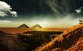Pyramids by Deinha1974 - egypt wallpaper