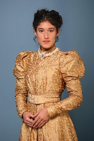 Q'orianka Kilcher as Princess Ka'iulani in Princess Kaiulani (2009)