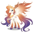 Queen Galaxia (Celestia  - my-little-pony-friendship-is-magic photo