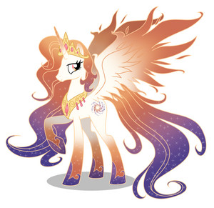Queen Galaxia (Celestia