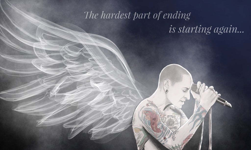 Linkin Park Images RIP HD Wallpaper And Background Photos