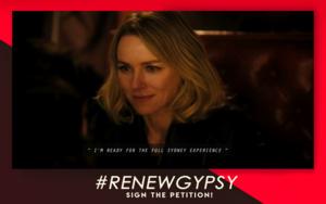 #RenewGypsy