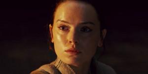 Rey (Star Wars Episode 8 The Last Jedi)
