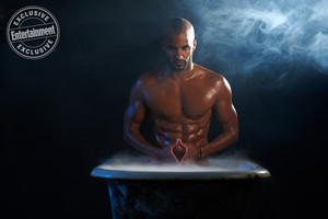 "Ricky Whittle Picture for ""In the Tub, Volume 2"" Book"
