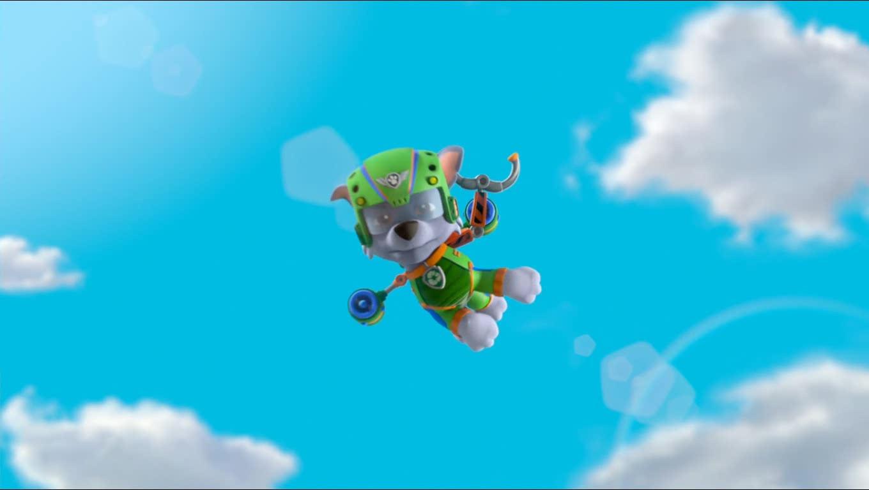 paw patrol fly