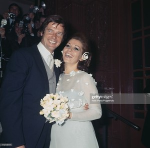 Roger And Luisa's Wedding 1969