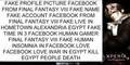 SATAN DEMON TERRORISTS IN FACEBOOK - facebook fan art