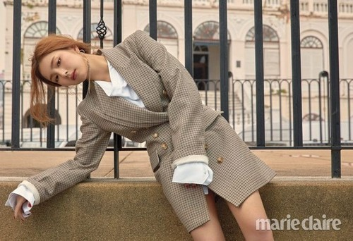 Shin Se Kyung wallpaper entitled SHIN SE KYUNG TRAVELS TO BANGKOK FOR OCTOBER MARIE CLAIRE