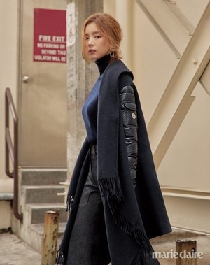 SHIN SE KYUNG TRAVELS TO BANGKOK FOR OCTOBER MARIE CLAIRE