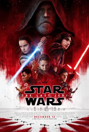 SW Episode VIII The Last Jedi