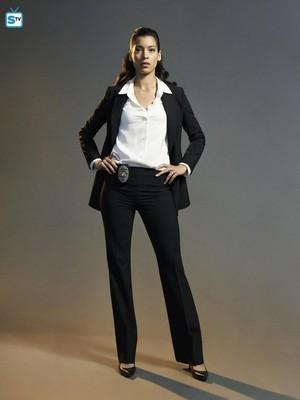 SWAT - Season 1 Portrait - Jessica Cortez