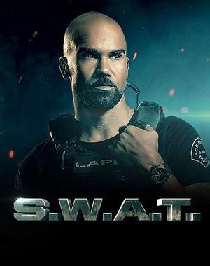 SWAT - Season 1 Poster - Hondo