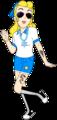 Sally Swing Anime Gangster Render - betty-boop photo
