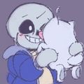 Sans and Toby Fox/Annoying Dog