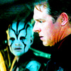 Star Trek (2009) photo titled Scotty and Jaylah