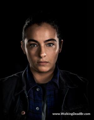 Season 8 Character Portrait #1 ~ Tara