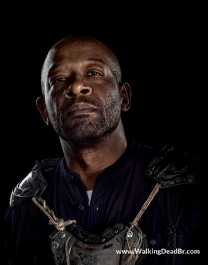 Season 8 Character Portrait #1 ~ morgan