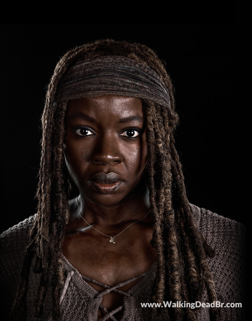 Season 8 Character Portrait #1 ~ Michonne