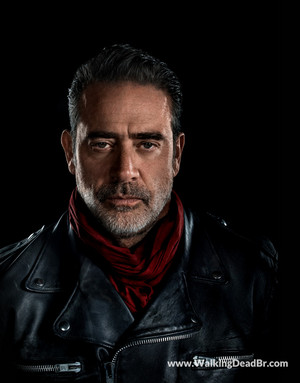 Season 8 Character Portrait #1 ~ Negan